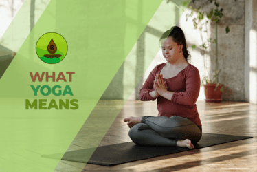 what is the meaning of yoga