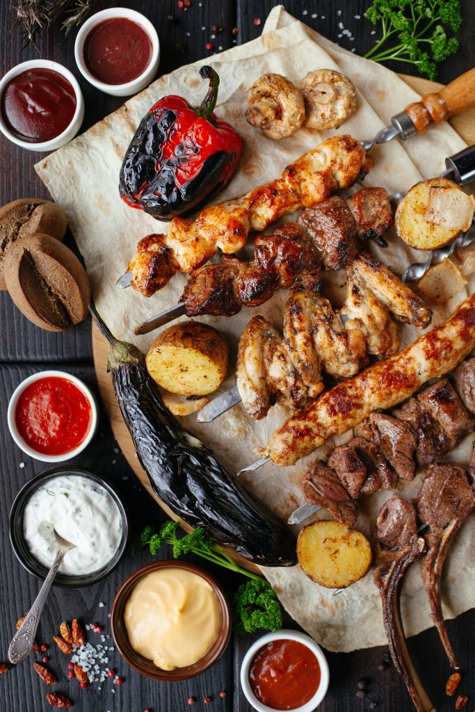 grilled foods pork tomatoes bad for joint pain