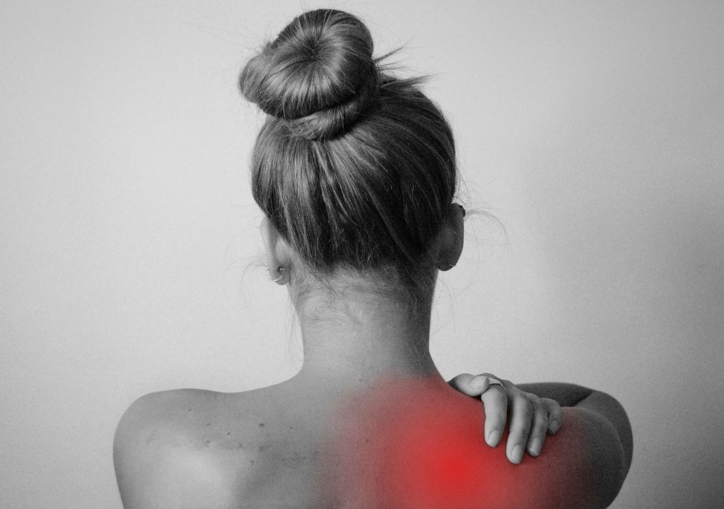 back pain muscle knots