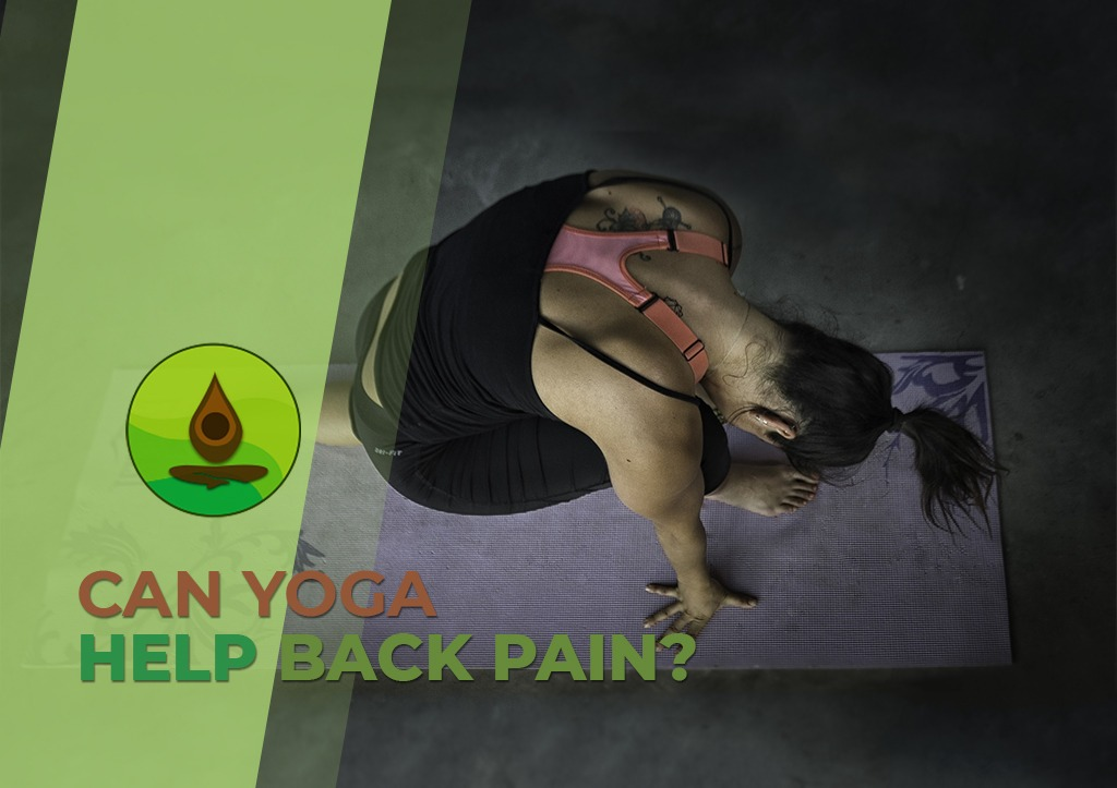 can yoga help back pain for middle aged women