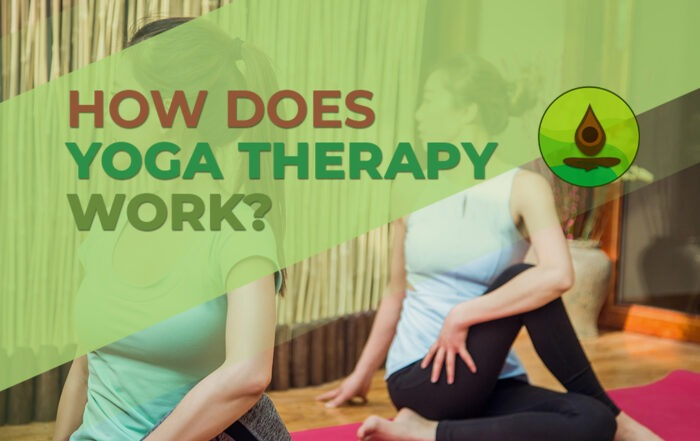 how does yoga therapy work for women 40 plus