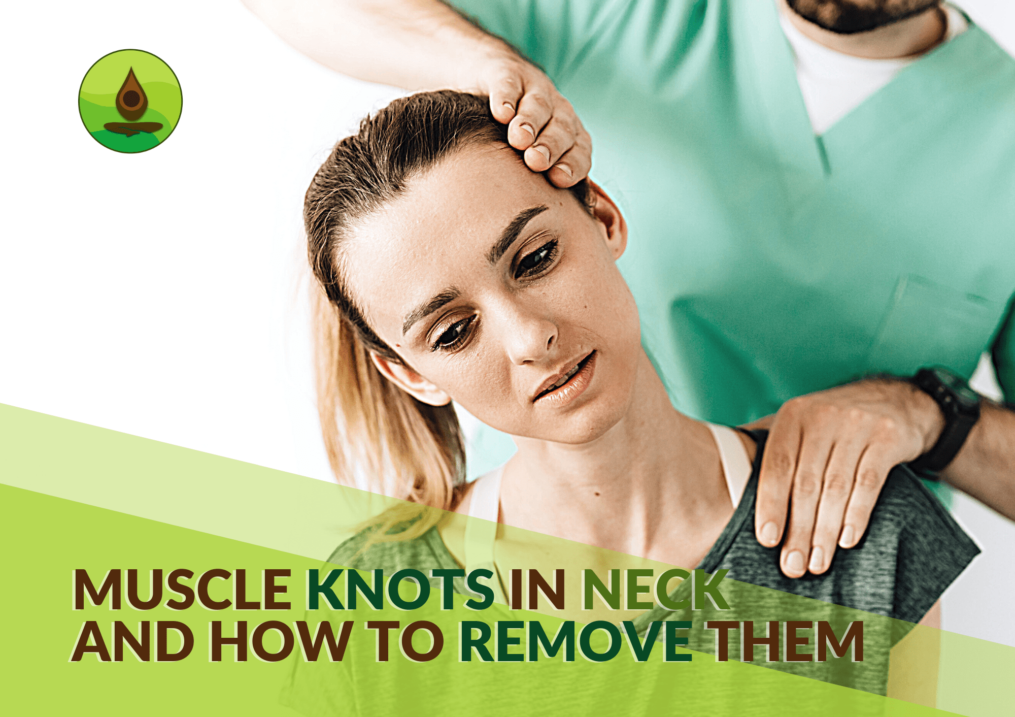 muscle knot in neck pain